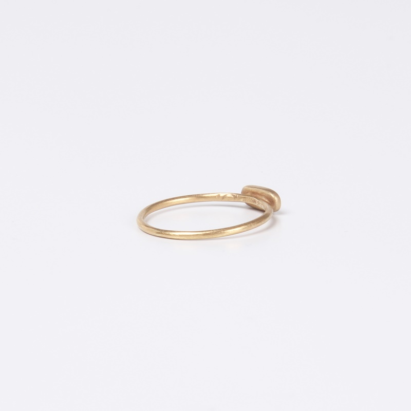 Thin Rectangular element ring