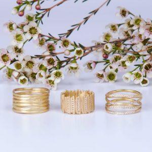 Six rings ring