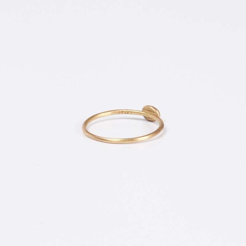 טבעת אובל דקה