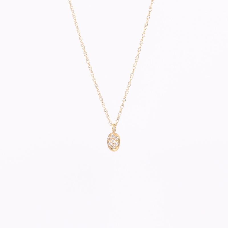oval pendant