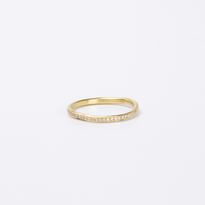 Diamonds eternity ring